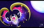 Pokemon: Lunala FanArt