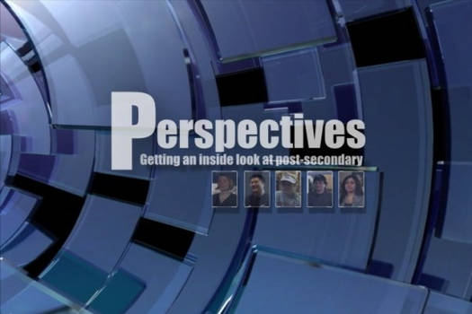 Perspectives Title screen