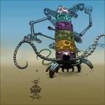 WIP: Machine Spirits