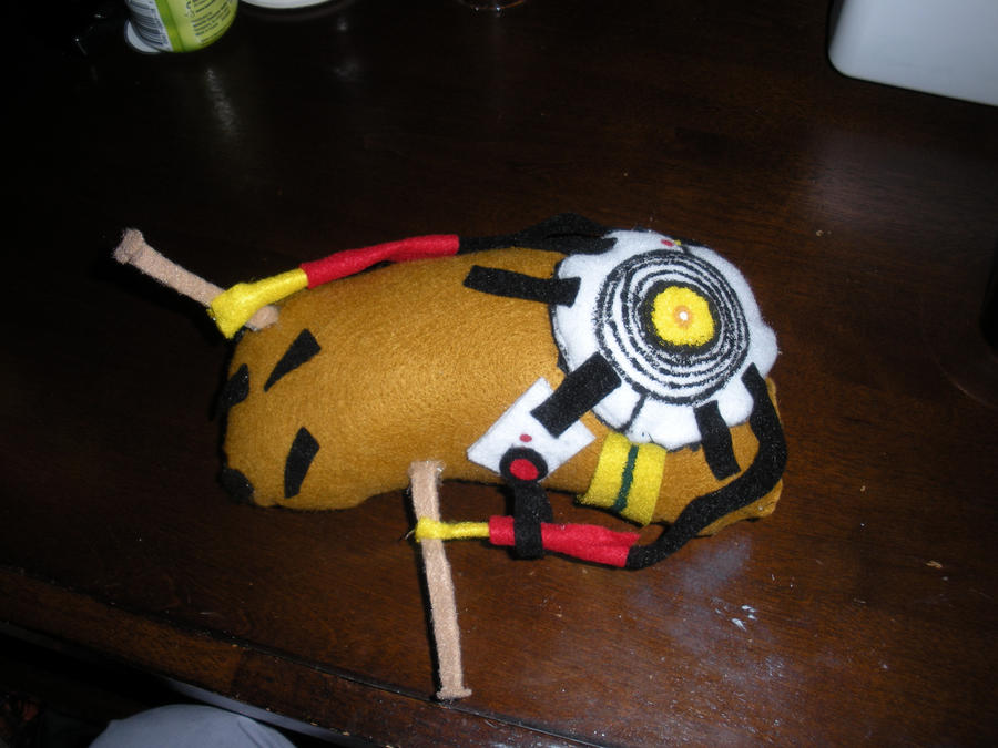 glados portal 2 potato - photo #25