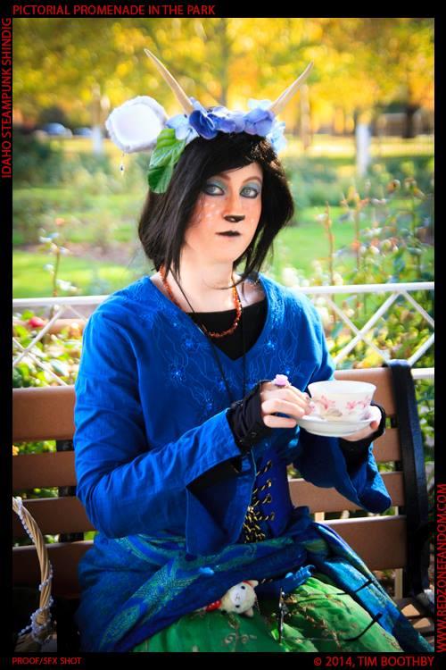 Tea Fauna! by Seras-Loves-Master
