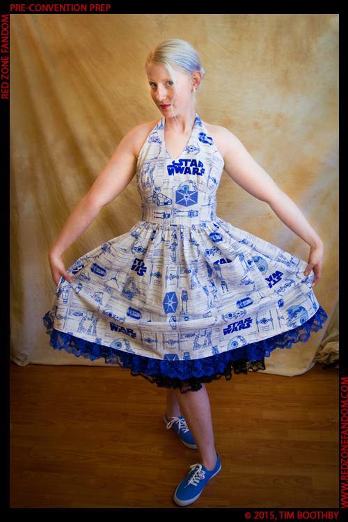 Star Wars dress by Seras-Loves-Master