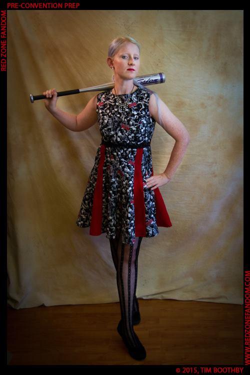 Walking Dead dress by Seras-Loves-Master
