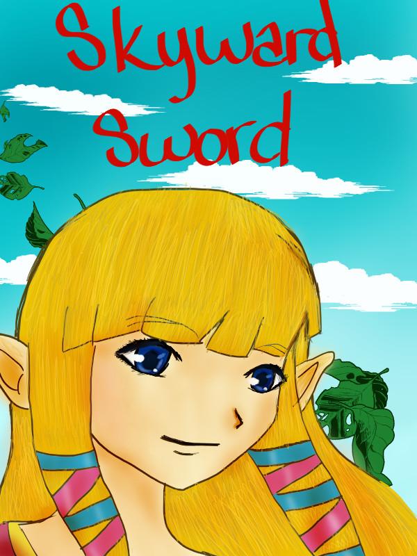 Zelda: Skyward Sword by xMoonlightNightmareX