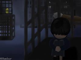 Little Nightmares- The Runaway Kid by Powerlazer