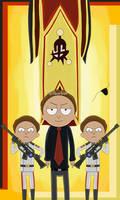 Evil Morty Returns