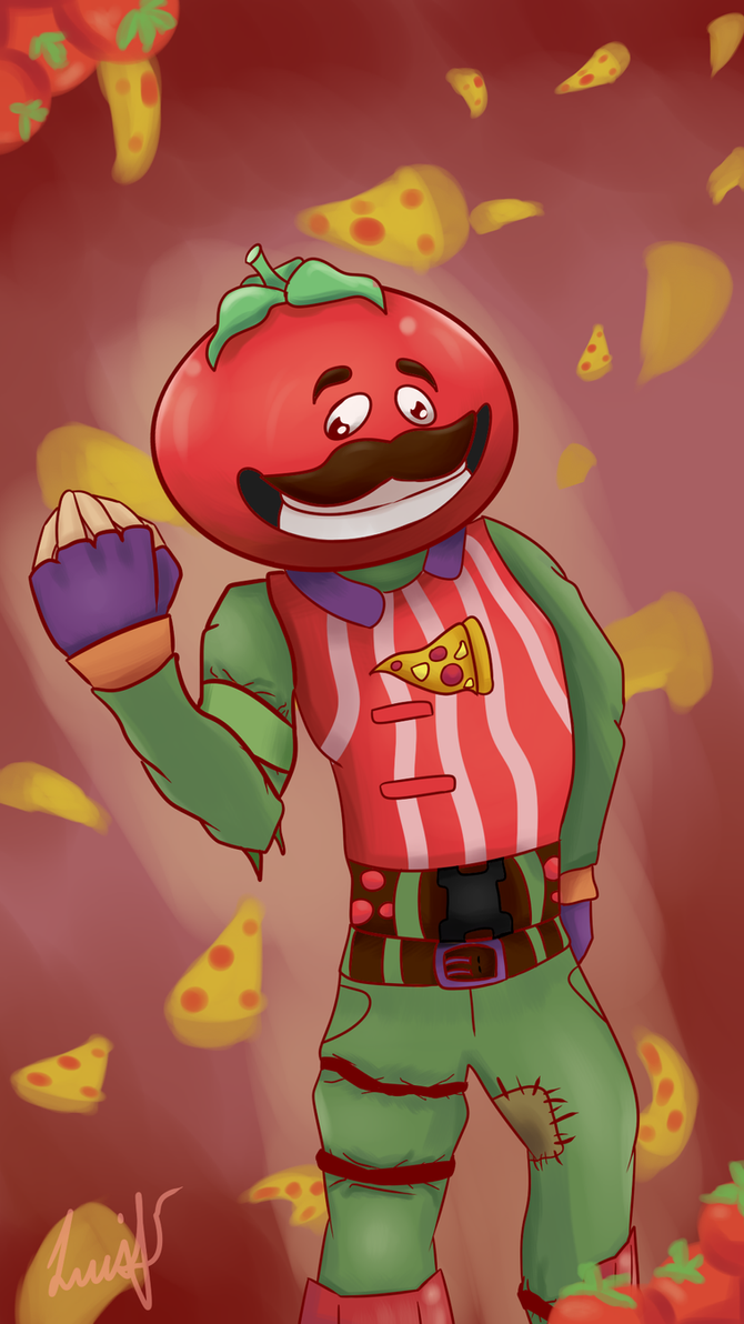 Tomato Head Wallpaper Www Topsimages Com