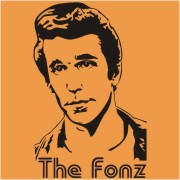 the fonz by barronkrisstoff