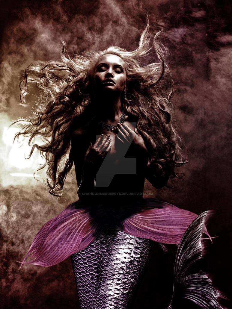Mermaid Practice 1 by shannonmcroberts