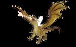 Yellow Electric Dragon