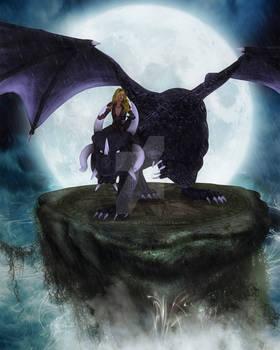 Dragon Rider Paint Subtle