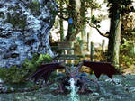 Elven Cove Iray Dragon Enhanced