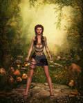 Brenda of the Elven Wood