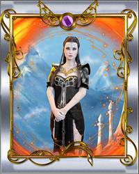 Queen's Frame