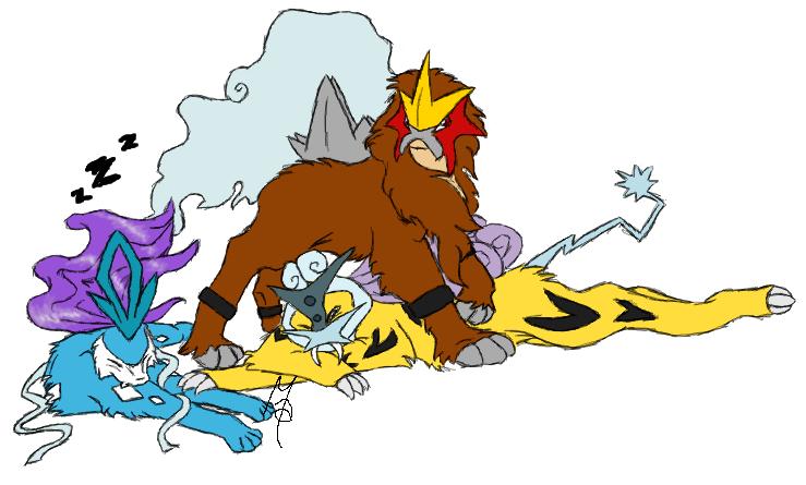 Pokemon Baby Raikou Images | Pokemon Images