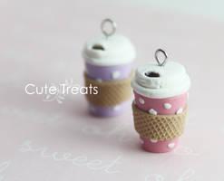 Miniature Coffee Mug To Go
