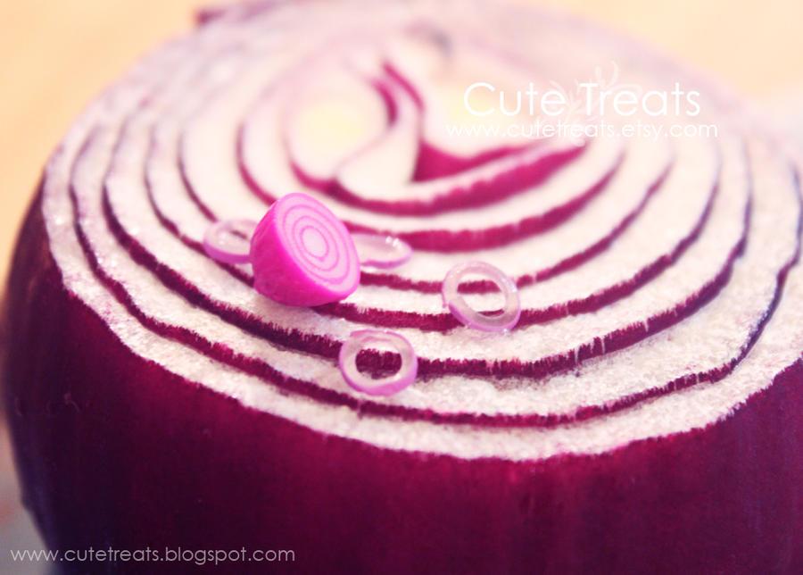 Red onion...no tears! by Cutetreatsbyjany