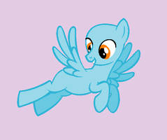 Flying Pony -Male- - Base