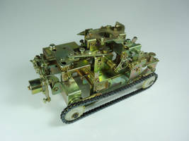 43 - Gold Tank by UEindustries