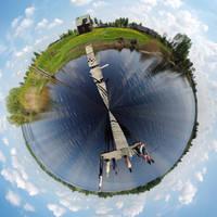 Planet Lake by druteika