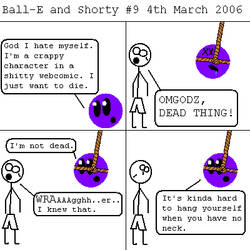 Ball-E and Shorty 9