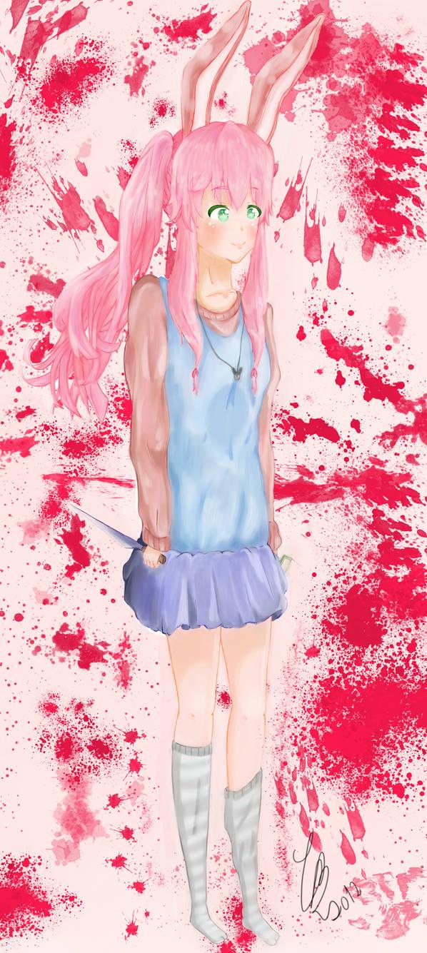 Gasai Yuno *--* by TheCrazyBunny