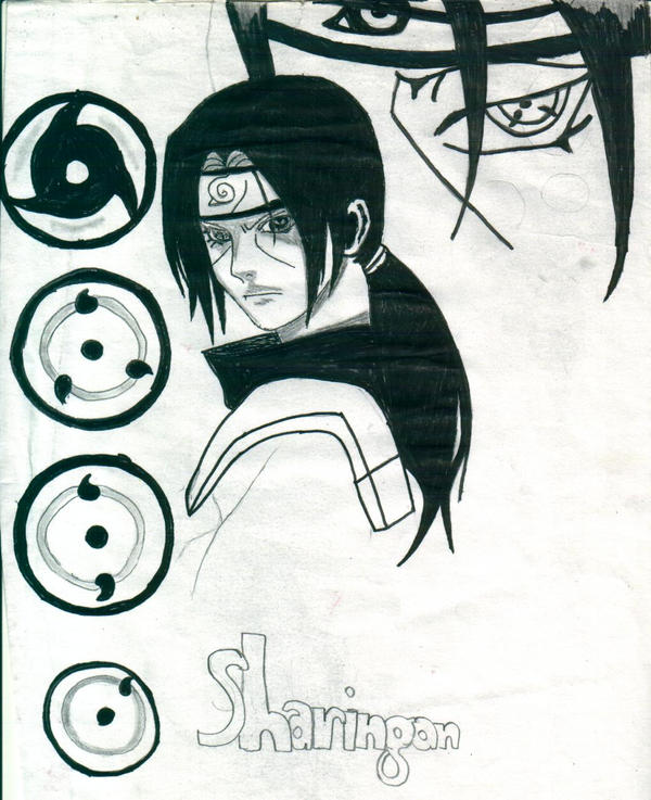 Evolution of the Sharingan and Other Eyes: Naruto Shippuuden ...