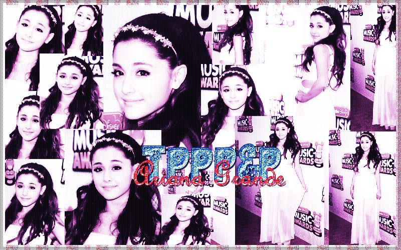 Collage Ariana Grande by JuicySecretGirl on DeviantArt