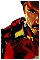 I Am Iron Man by jvetoe