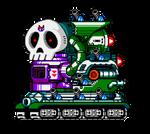 Wily II Machine, Phase 1