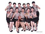 Foto Grup POLWAN angkatan 2018