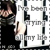 Icon crying 1 by Nefertary87