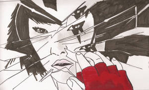 mirrors edge shattering by twilight1236