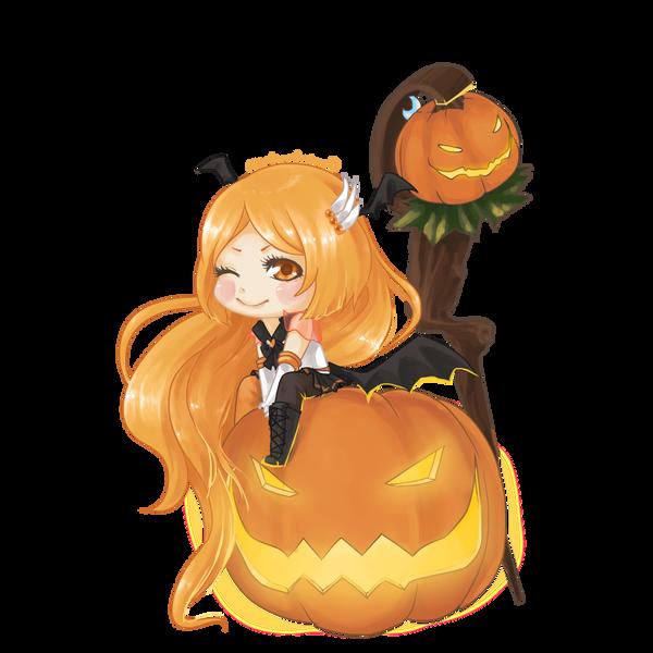 Pumpkin Cat Food