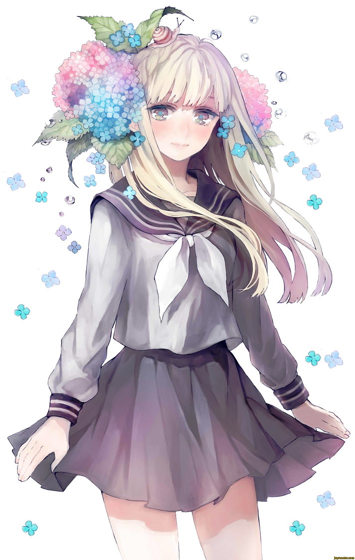girl anime art - photo #2