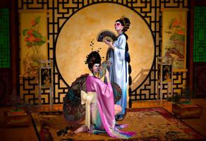 Geishas by seeker273