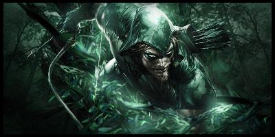 Green Arrow sig by MrChukNoris