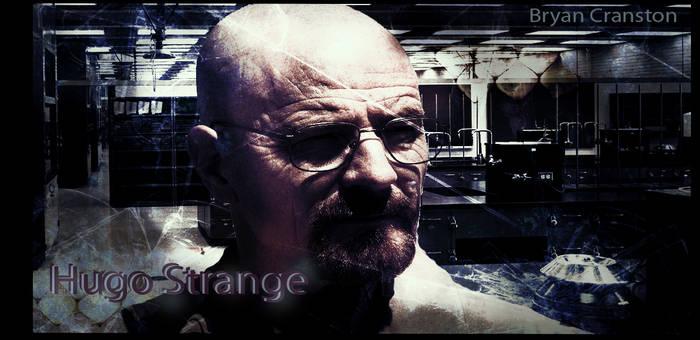 Hugo Strange fan art