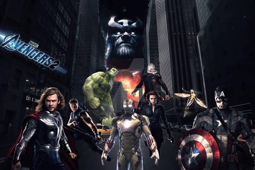 Avengers 2 Wallpaper Updated