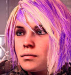 Ryder's new hair colors