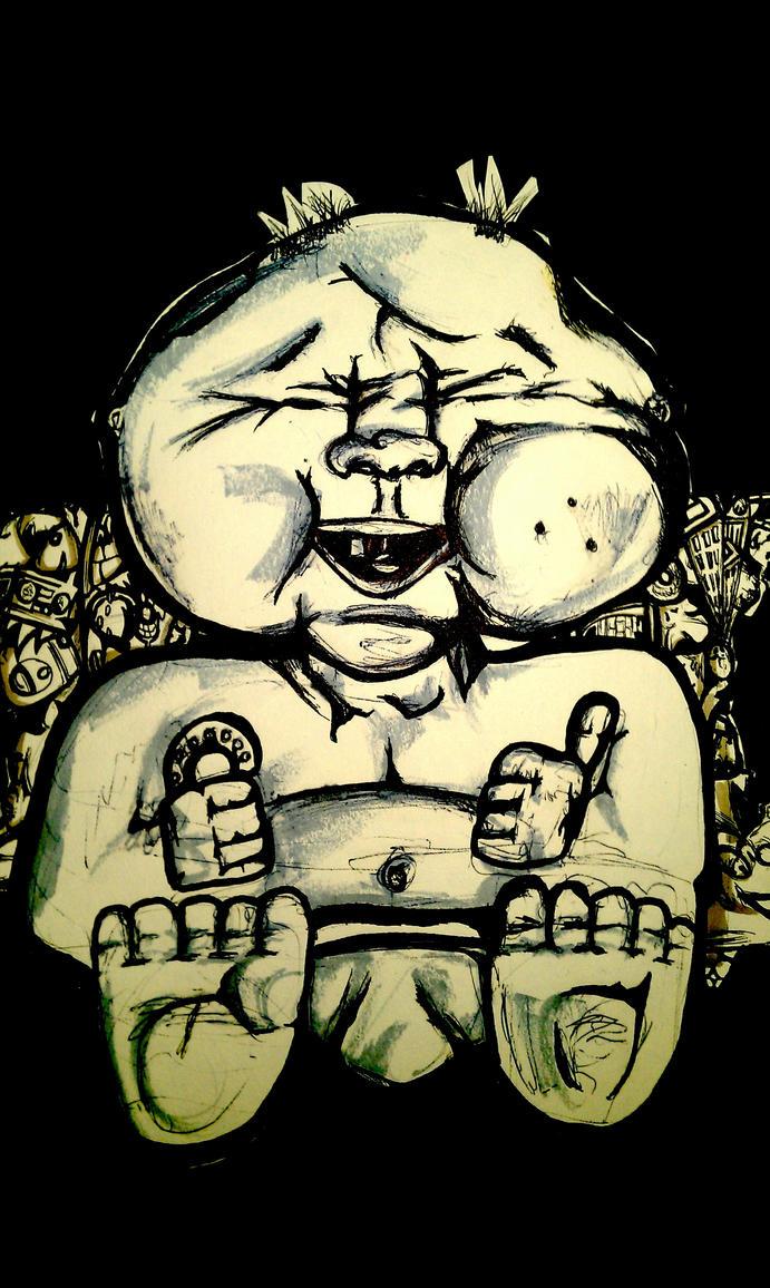 Baby Gangsta by ASanchezDesigns