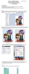Folder Icon Tutorial (Paint.net) by Ginokami6