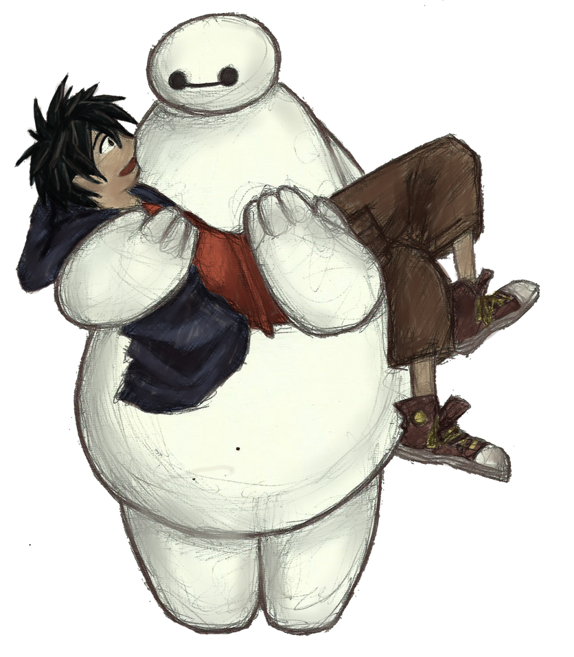 Big Hero 6 by Ginokami6