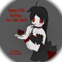 Happy Birthday Psy :3 by KurGuardianz