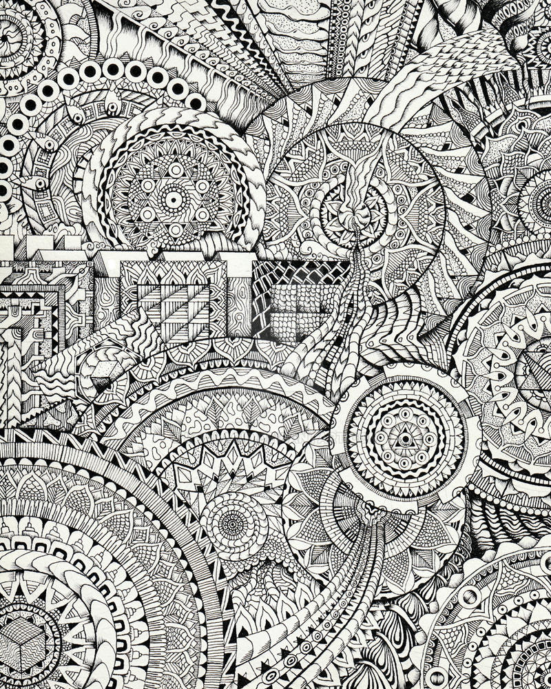 Spiral Matrix by koalacid