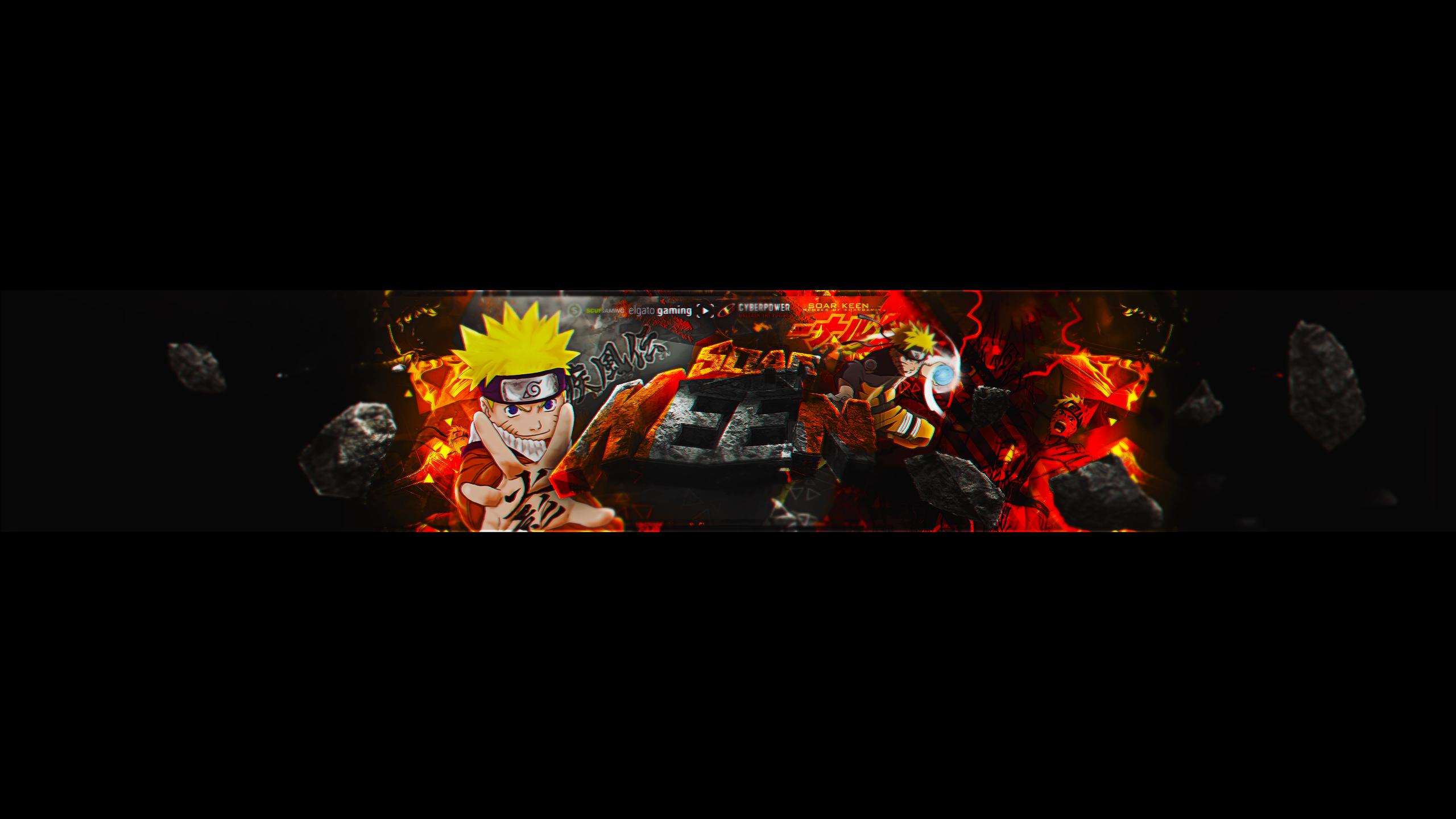 SoaR Keen Naruto Banner by ResurgeART on DeviantArt