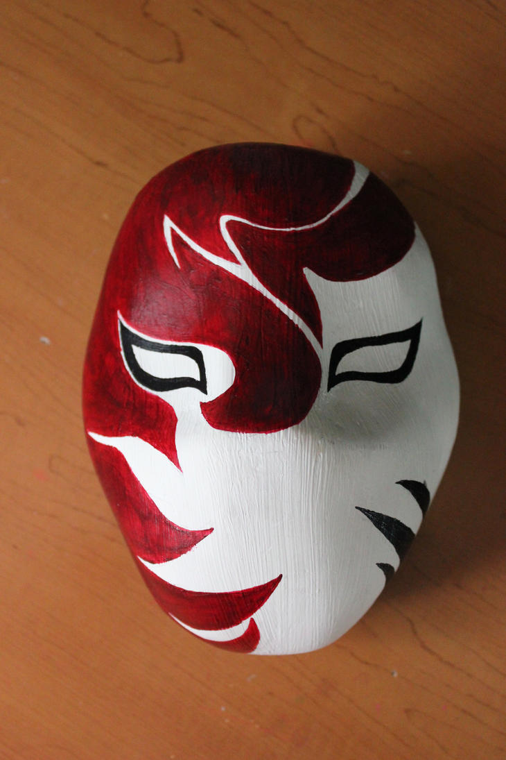 Naruto Anbu mask by Fallen-AngelGirl on DeviantArt