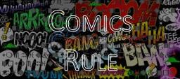 Comics Rule1 by Hiuknowme
