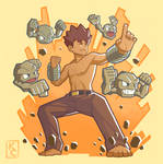 Pokemon - Brock Style