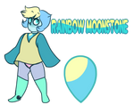 Rainbow Moonstone ( SKETCHY REF! )
